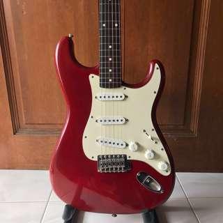 1984 Fender Stratocaster ST-362V MIJ