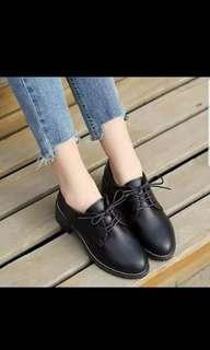 ALL NEW Black Shoe