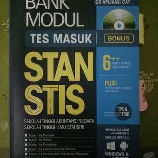 Bank Modul Tes Masuk STAN & STIS