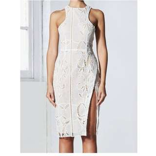 WINONA White Ivy 3/4 Dress - RRP $239.95