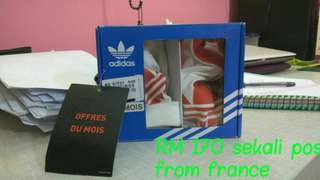 Adidas Romper and beanie for baby