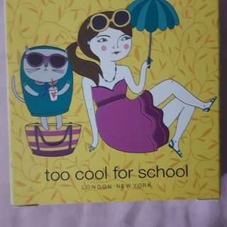 Too cool for school sun day pact