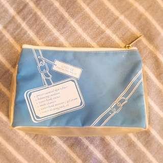 laneige蘭芝化妝包 零錢包 收納包 洗漱袋 專櫃限量版