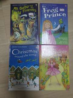 Usborne Young Reading series one