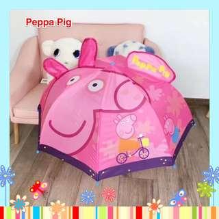 Peppa Pig Kids Unbrella