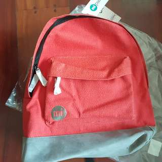 Repriced!! Mi-Pac Red Backpack