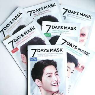 Forencos 7 Days Mask