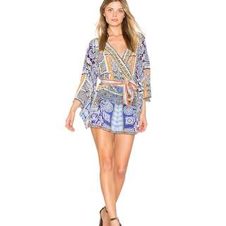 CAMILLA Dress Up Box & More Playsuit - RRP $499