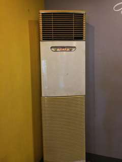 Carrier Floor Stand Aircon