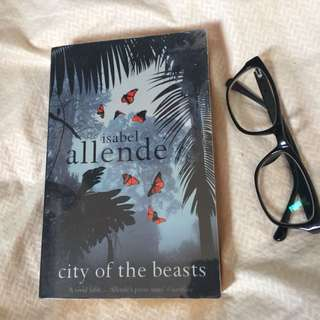 City of the Beast by Isabel Allende