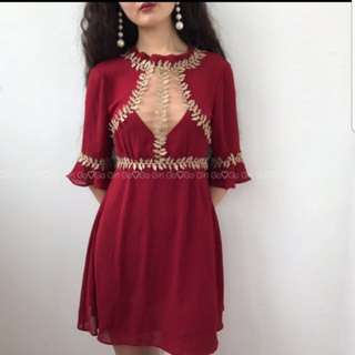 Lace Little Dress