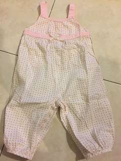 CARTER JUMPSUIT 9mth