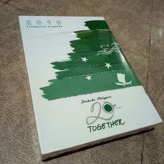 [SALE] Starbucks 2018 Planner & Reusable Cup