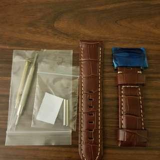 Panerai Leather Strap