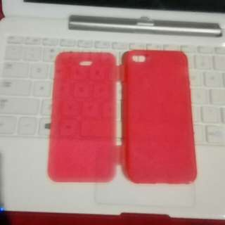 Iphone 5 casing red