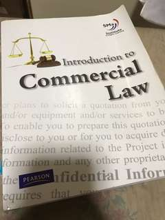 Introduction to commercial law