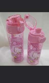 BNIP Hello Kitty Water Bottle 600 ml & 500 ml