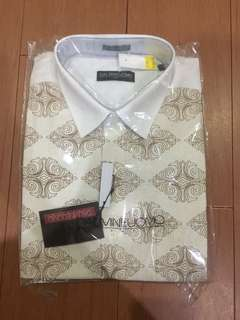 (Brand New) Pattern Shirt
