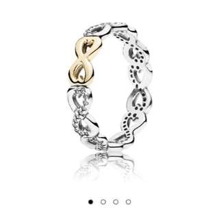 Pandora Infinite Love Ring