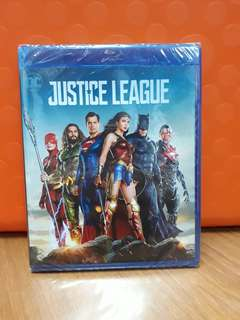 USA Blu Ray - Justice League (ATMOS)