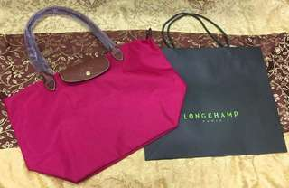 Longchamps Le Pliage Tote Bag