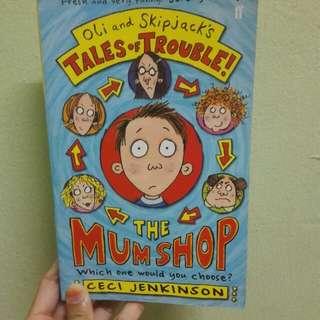 The Mum Shop | Oli and Skipjack's