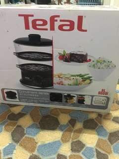 Tefal food steamer to let go