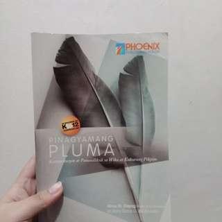 Pinagyamang Pluma (Komunikasyon at Pananaliksik sa Wika at Kulturang Pilipino)