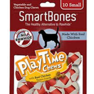 SALE - SmartBones Playtime Chews Original Chicken Small (10 pcs)
