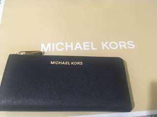 Michael Kors new wallet classics with tag