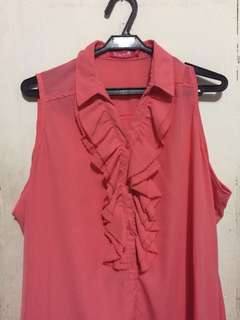 Bado Sleeveless Top - Pink