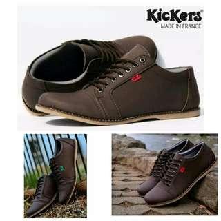 Sepatu Sneakers pria kickers