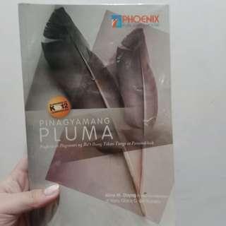 Pinagyamang Pluma (Pagbasa at Pagsuri ng Iba't ibang Teksto tungo sa Pananaliksik)
