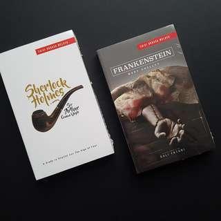Kombo Sherlock Holmes dan Frankenstien