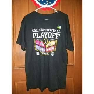Hanes Football Playoff T-Shirt Unisex