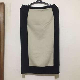 Dorothy Perkins Long Semifit Skirt