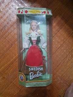 Swedish Barbie