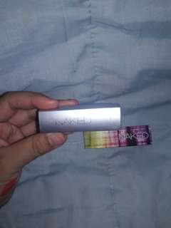 Naked Matte Lipstick