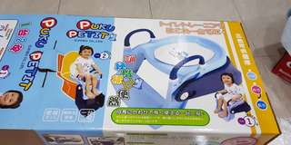 Dual use potty trainer