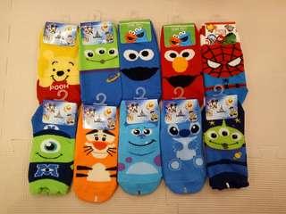 Disney Kid Sock (1-4 yrs old)