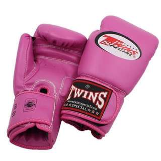 PO | TWINS Boxing Gloves