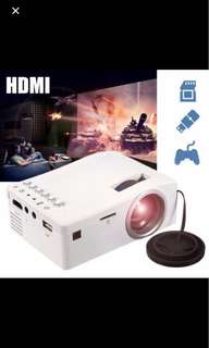 Brand New- 🎬 Mini LED Projector
