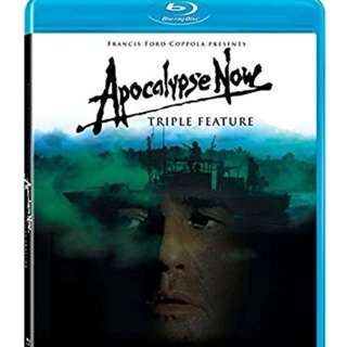 Apocalypse Now - Triple Feature Blu Ray