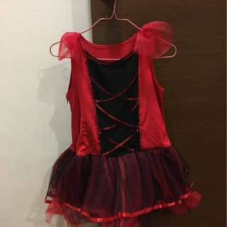 Halloween little devil costume