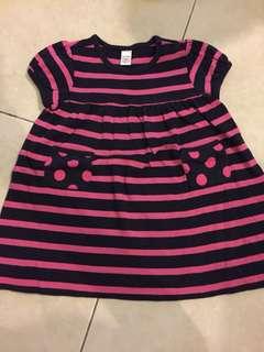 BABY GAP DRESS 12-18 mth