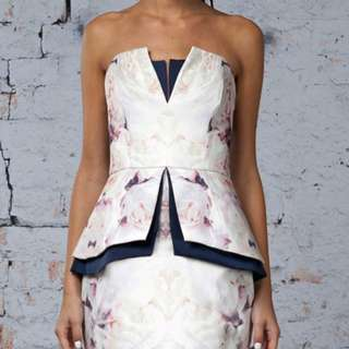 FINDERS KEEPERS MIDDLE OF NOWHERE BUSTIER RRP $159