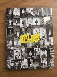 [OFFICIAL] EXO GROWL ALBUM (EXO-M)
