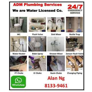 Plumbing Services CALL 81339461