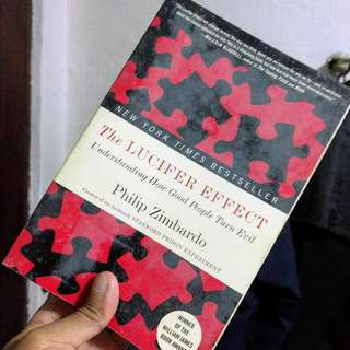 'The Lucifer Effect: Understanding How Good People Turn Evil' by Philip Zimbardo