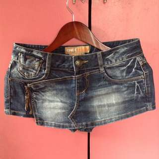 ONLY jeans skort mini skirt shorts